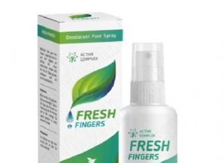 Fresh Fingers цена, мнения, форум, в аптеките, българия, спрей, как се използва