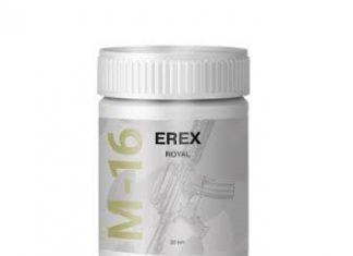 Erex M16 цена, мнения, форум, аптека, българия, royal състав, как се използва