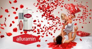 Alluramin аромат, съставът, как да използвате?