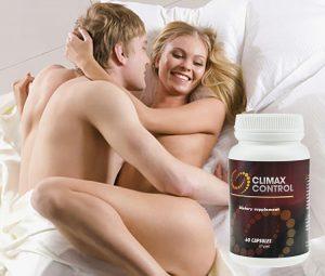 Climax Control дозировка, състав, като се вземат?