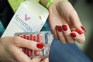 Femmax таблетки, състав, като се вземат?
