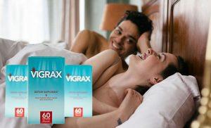Vigrax capsules, съставът на продукта, като се вземат?