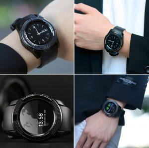 Smartwatch V8 specs, характеристики - това работи?