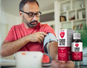 Cardio Active капки - текущи отзиви на потребителите 2020..